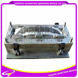 Plastic Injection Automobile Grille Moulding pictures & photos