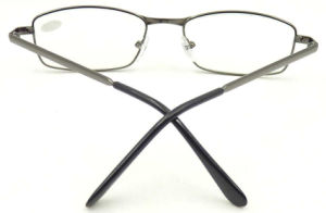 RM17059 Good Quality New Design Mens Style Metal Reading Glasses pictures & photos