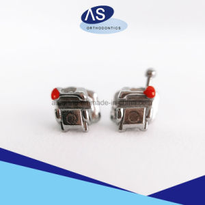 Dental Orthodontic Self-Ligating Brackets Dental Roth Brackets 345hooks pictures & photos