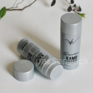 100ml Plastic Powder Sifter Bottle for Hair Fiber Packaging (PPC-PB-1704) pictures & photos