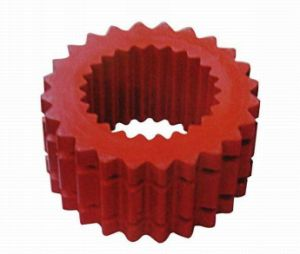 Custom Polyurethane (PU) Molded Part, Moulded Polyurethane Parts, Polyurethane Machined Parts pictures & photos