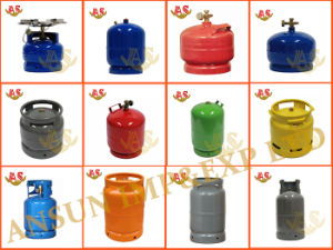 Latest High Quality LPG Gas Cylinders for Africa Market pictures & photos