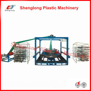Intelligent-Lifting Plastic Circular Loom Machine for PP Woven Bag pictures & photos