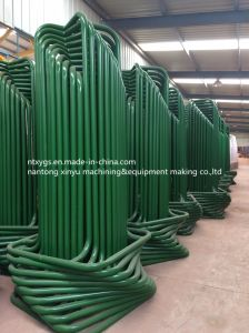 Factory Outlet Green Square Base Steel Wire Carrier pictures & photos