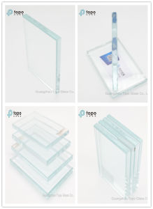 Reflective Glass / Tinted Glass / Pattern Glass / Tempered Glass for Building (T-TP) pictures & photos