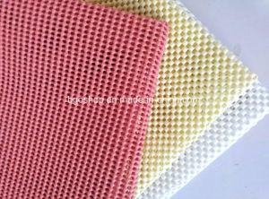 PVC Non-Slip Mat Carpet Underlay pictures & photos