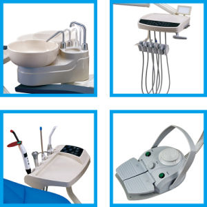 2017 New Arrivale Touch Key Dental Chair pictures & photos