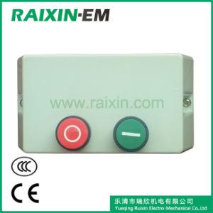 Raixin Le1-D18 Magnetic Starter AC3 220V 4kw (LR2-D1321) pictures & photos