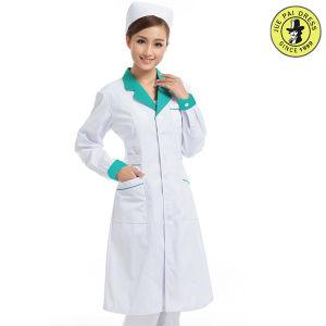 Fashionable New Style Cotton Nurse Hospital Uniform Designs pictures & photos