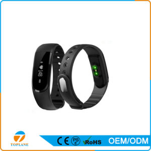 Heart Rate Monitor Bluetooth Fitness Smart Bracelet pictures & photos