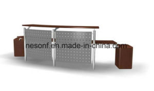 Bank Counter /Counter Table / Reception Desk /Reception Table (NS-NW323) pictures & photos