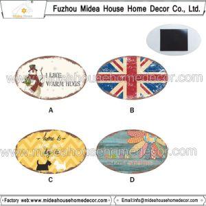 Home Decoration Strong Metal Fridge Magnet