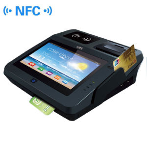 Android Electronic Payments POS Through NFC, Chip and Pin, Swipe Card pictures & photos