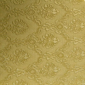 Flower Pattern Embossed PU Synthetic Leather for Upholstery (HS-M369) pictures & photos