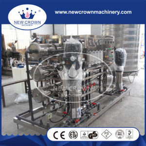 2.5t/H Double Level Pure Water RO System pictures & photos