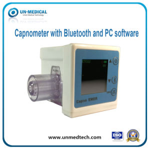 Capno Emer, Etco2 Monitor/Wireless Capnometer pictures & photos