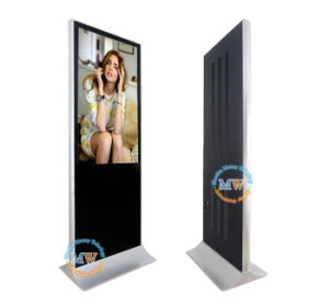 Floor Stand LCD Advertising Display Screen Digital Signage Kiosk pictures & photos
