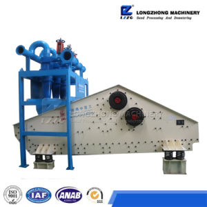 High Quality Tailings Dewatering Vibrating Screen for Ore, Tailings, etc pictures & photos
