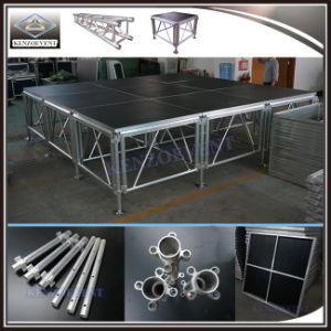 Fashion Show Stage, Folding Stage, Portable Stage Platform for Event pictures & photos