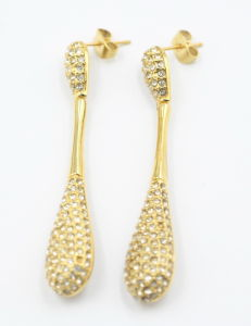 Stud Crystal Ball Earring for Ladies pictures & photos