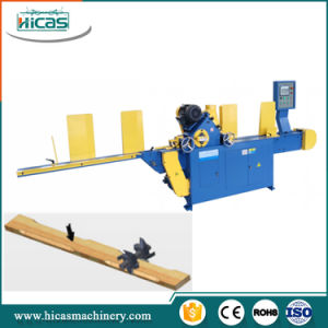 Hicas Automatic Wood Pallet Making Chamfering Machine pictures & photos