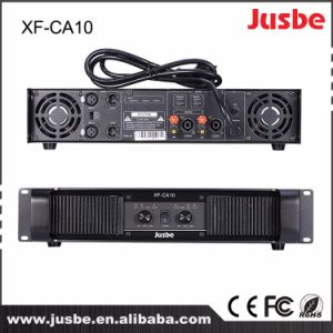 Ca Series High Quality Professional Power DJ Amplifier Xf-Ca10 pictures & photos