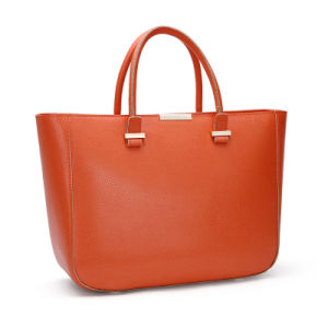 Big Shopping Bag Mother and Child Tote Handbag pictures & photos