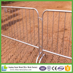 Best Quantity Aluminum Metal Concert Crowd Control Barrier for Sale pictures & photos