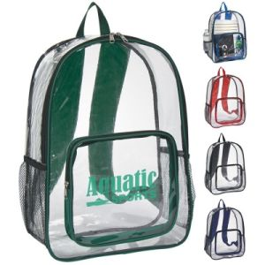 Newly Design PVC School Backpack pictures & photos