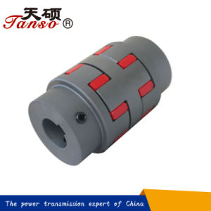 Ts-S Flexible Jaw Type Coupling for Heneral Machinery pictures & photos