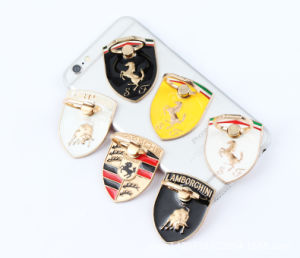 Phone Finger Ring Holder with Car Logo pictures & photos