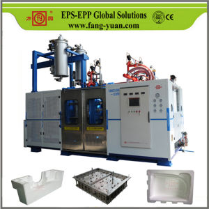 Fangyuan EPS Styrofoam Boxes Moulding Machinery with TV Packaging pictures & photos