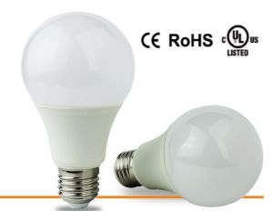 6W 8W 10W 12W Aluminum PBT Plastic LED Bulb pictures & photos
