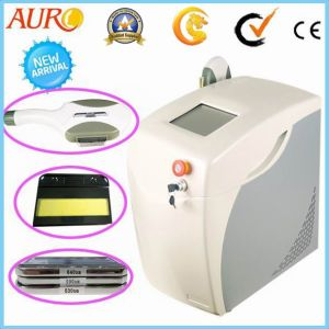 Portable Shr Opt Quick Hair Removal Acne Treatment Machine pictures & photos