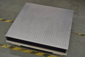 High Precision Optical Breadboard with M6 Tapped Mounting Holes pictures & photos