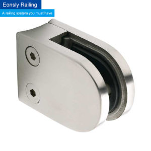Stainless Steel Glass Clamp for Handrail Fittings pictures & photos