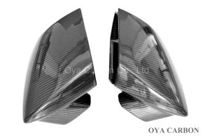 Carbon Fiber Mirror Covers for Lamborghini Huracan Lp-610 pictures & photos