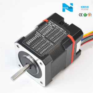NEMA17 Open Loop Stepping Motor with Integrated Driver pictures & photos