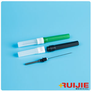 Disposable Medical Vacuum Blood Collection Lancing Device pictures & photos