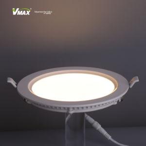 2017 New Design 2835SMD LED D120mm 7W Round LED Down Light Panellight (V-PLQ2907R) pictures & photos