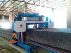 Elitecore Ecmt-115 Automatic Long Sheets Mattress Cutting Machine