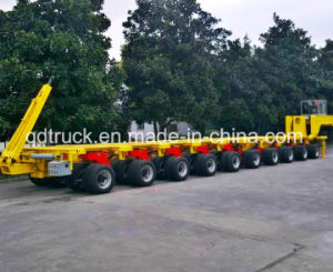 Modular multi axle trailer Wind Blade carrying trailer pictures & photos