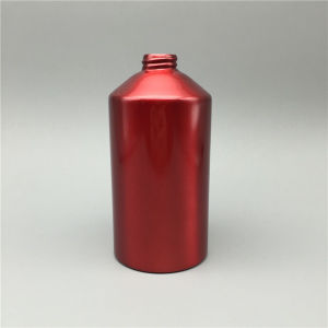 150ml Aluminum Bottle with Plastic Pump (AB-012) pictures & photos