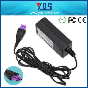 Newest 22V 455mA C6 3pin Printer Adapter for HP pictures & photos