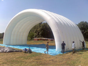 Hot Sell Inflatable Tunnnel Tent Inflatable Tent for Sale