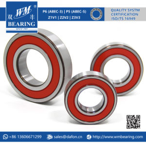High Temperature High Speed Deep Groove Ball Bearing (6004 2RS) pictures & photos