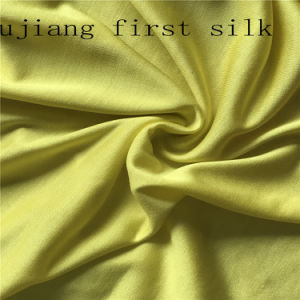 Silk Knitted Jersey Fabric pictures & photos