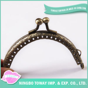 Durable Fashion Metal Coin Purse Suppliers Handbag Frames pictures & photos