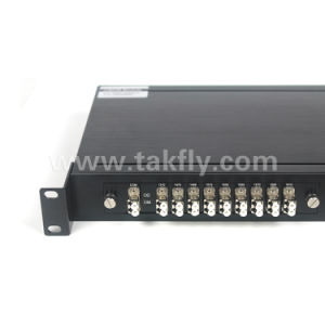 High Channel Isolation 4, 8, 16CH 1270~1610nm Fiber Optic CWDM pictures & photos