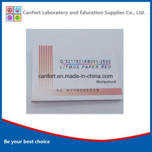 Lab Supplies Indicator Paper Litmus Red Test Paper for Laboratory/Education/Testing pictures & photos